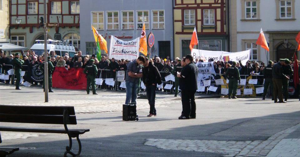 Weißenburg geschlossen gegen rechts