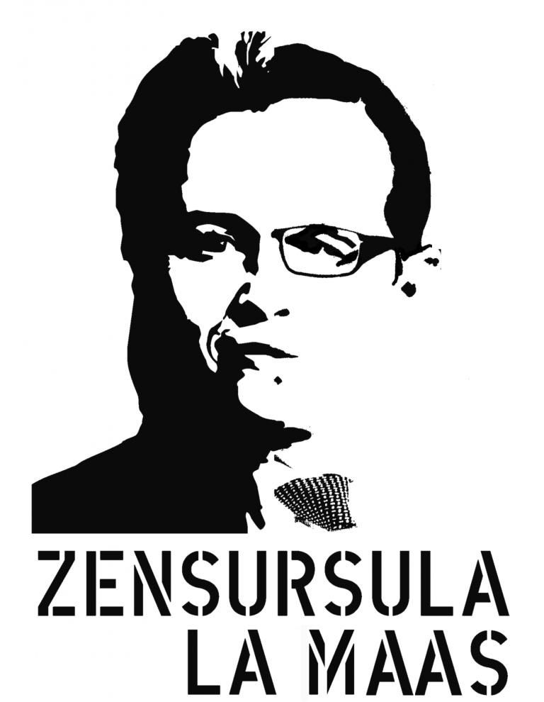 Fotokollage von @xwolf aus dem MemBild Zensursula (2009) und Heiko Maas von Raimond Spekking / CC BY-SA 4.0